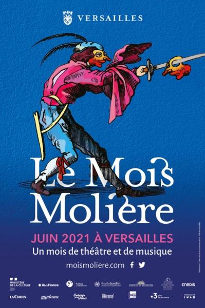 Le Mois Molière bat son plein à Versailles !