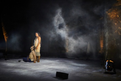 © Christophe Raynaud de Lage/Festival d'Avignon.