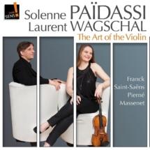 "Les Promesses de l'aube ou ""The Art of the Violin"" de Solenne Païdassi"