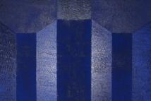 """""""La Grande Bleue"""", Détail, Emmanuelle Amsellem."""
