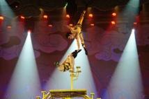 Troupe acrobatique de Suining © Monte-Carlo Festivals.