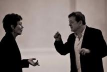 Waltraud Meier et Patrice Chéreau © DR.