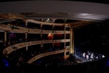 Salle Théâtre de l'Odéon © Thierry Depagne.