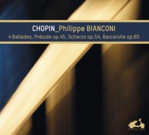 Le choc de la rentrée : Philippe Bianconi joue Chopin