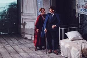 Nathalie Manfrino & Jean-Baptiste Henriat © DR.