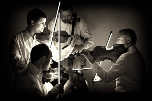 Talich Quartet © Bernard Martinez.