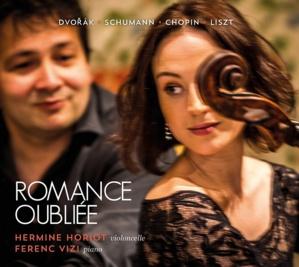 """La """"Romance oubliée"""" d'Hermine Horiot et Ferenc Vizi"""
