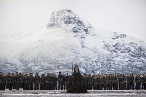 Répétition générale © Bernd Uhlig/Opéra national de Paris.