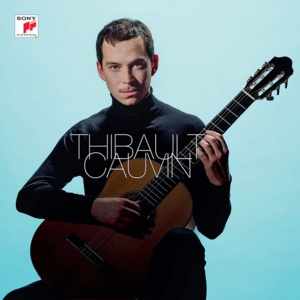 Thibault Cauvin et sa guitare-monde