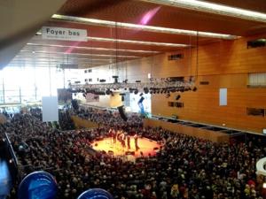 Un des lieux de concerts de La Folle Journée © La Folle Journée de Nantes.