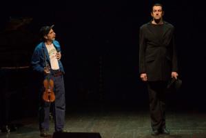Jean-Jacques (Christian Tétard) et Yanowski © Stella K.