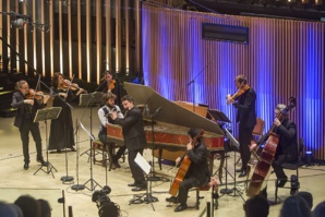 Kossenko, Rondeau et Atelier de Musique © Claude Doaré.