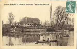 Le Goujon Folichon, un cabaret à l'âme espiègle et libertine