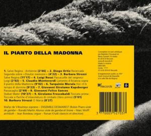 Renaissance du label K617 avec l'Ensemble Elyma et sortie d'un nouvel opus de l'Ensemble Desmarest chez B Records