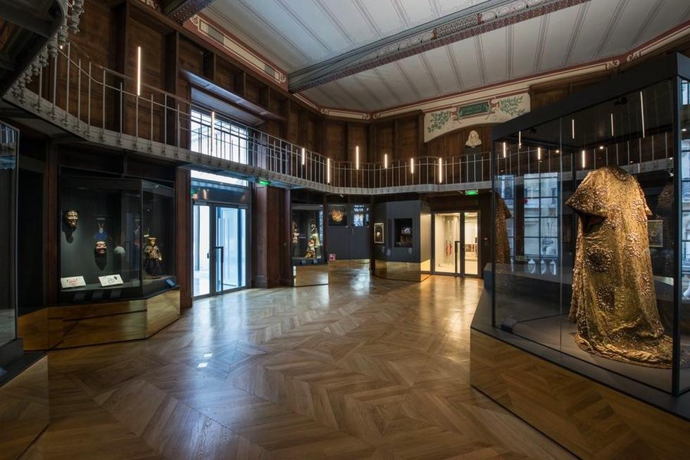 La Rotonde des Arts du spectacle © Jean-Christophe Ballot/BnF/Oppic.