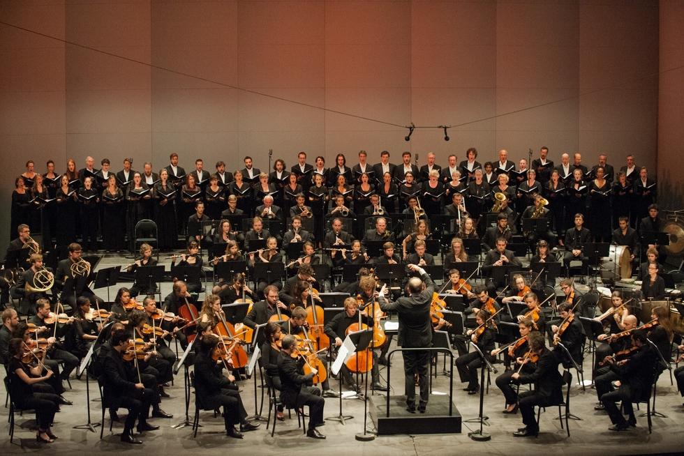 Le Concert Shakespearien © B. Moussier.