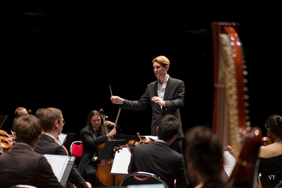 Clément Mao-Takacs, Secession Orchestra © DR.