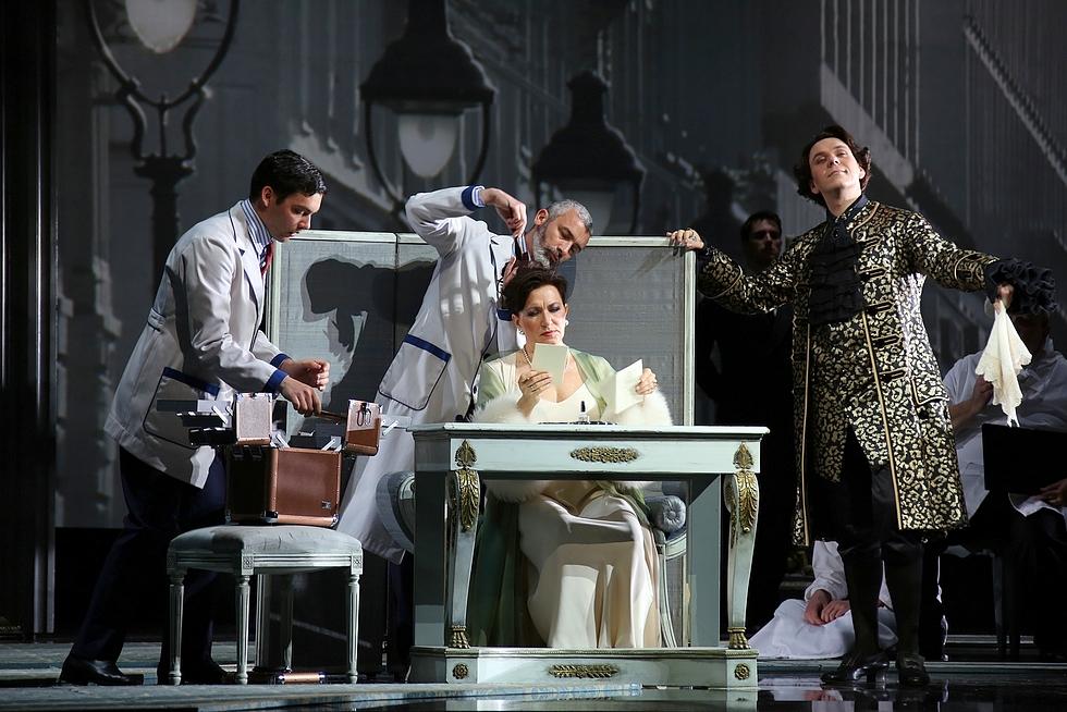 Benjamin Bernheim à La Scala de Milan © DR.