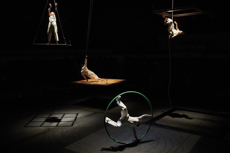 Atelier 29… quel cirque !