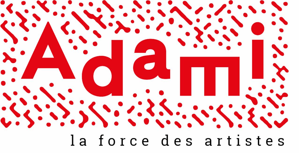 Nouveau logo de l'Adami © Adami.