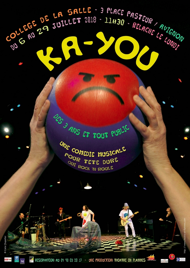 "● Avignon Off 2018 ● ""Ka-You"" par le Théâtre en Flammes"
