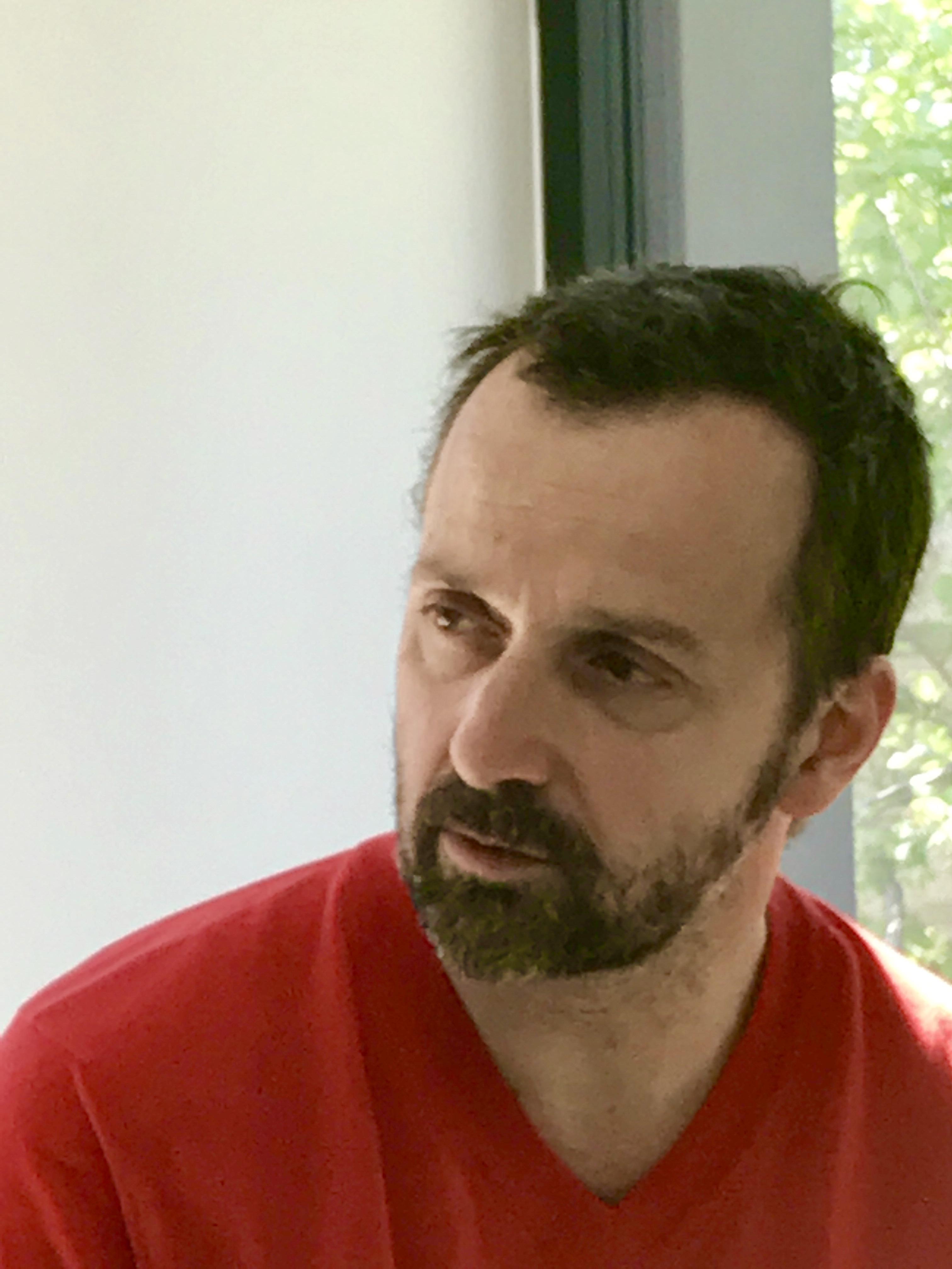 Frédérich Fisbach © DR.