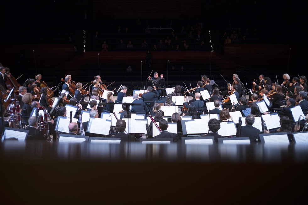 Orchestre Philharmonique © Christophe Abramowitz/Radio France.