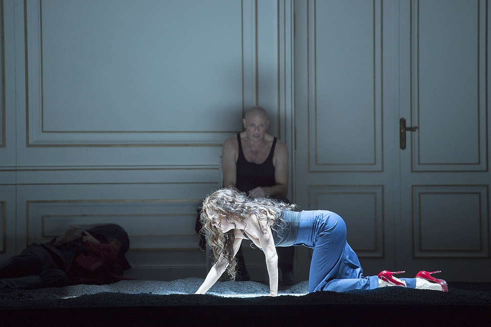 © Monika Rittershaus/Opera national de Paris.