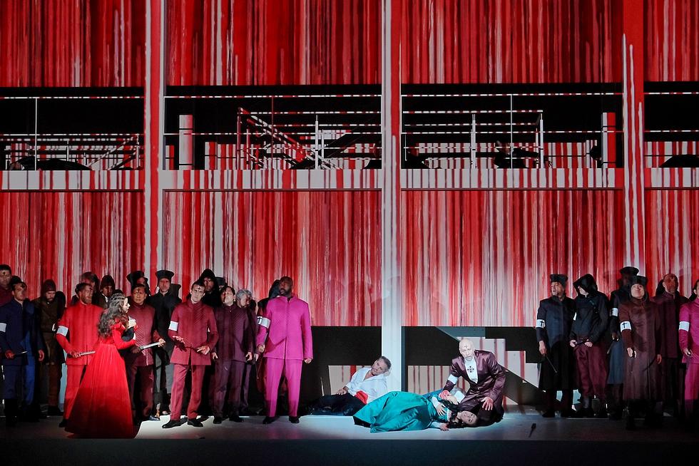 © Agathe Poupeney/Opéra national de Paris.