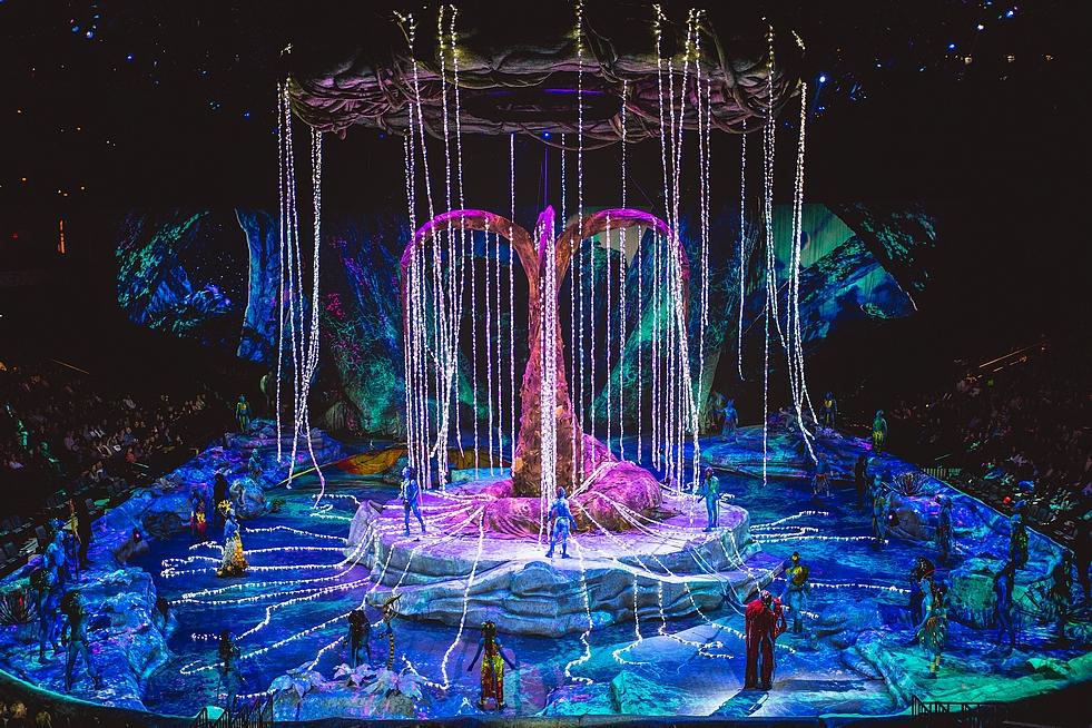 © Jesse Faatz/Cirque du Soleil 2015.