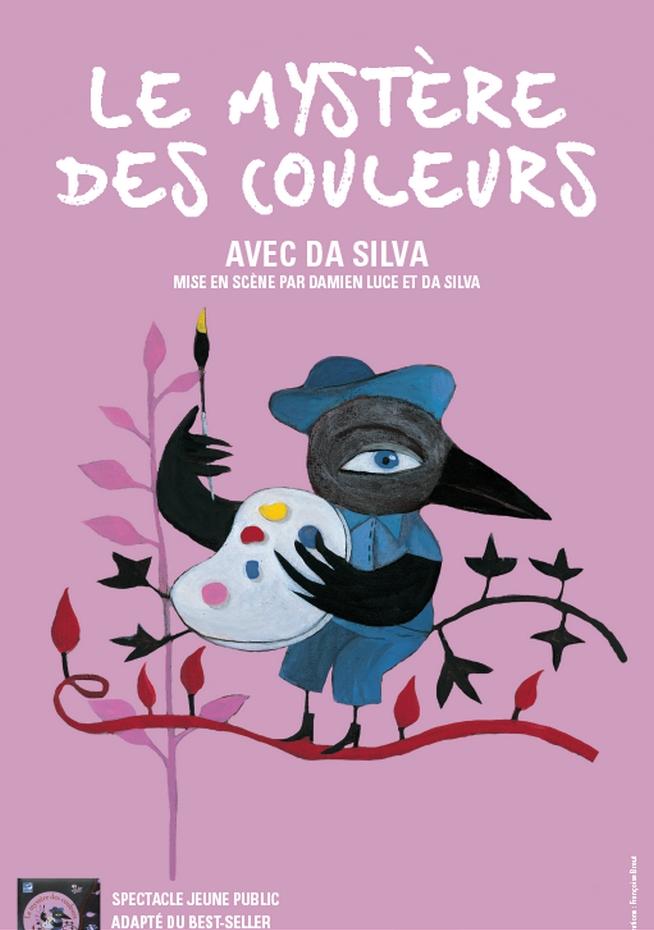"""● Avignon Off 2019 ● """"Le Mystère des Couleurs"""" de Da Silva"""