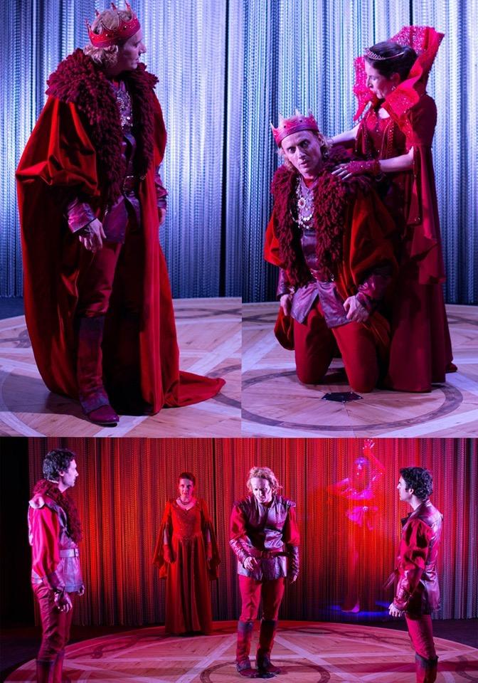 """Macbeth"" © Mélisande de Serre."
