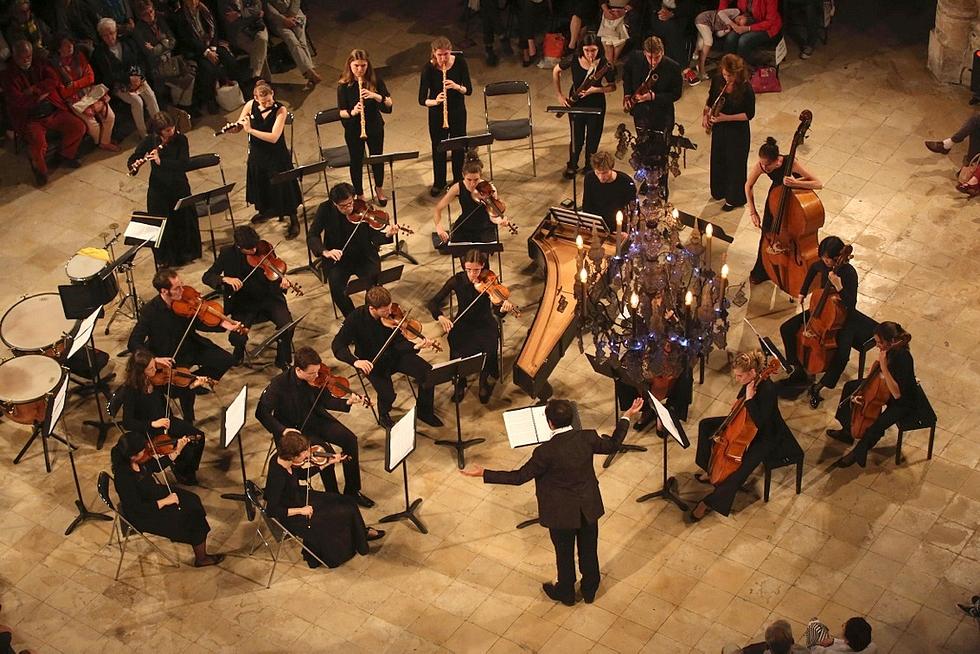 Les Surprises, l'orchestre © Ludo Leleu.