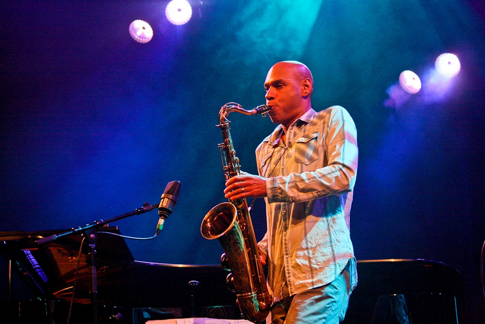 Joshua Redman au North Sea Jazz © Rupert Parker.
