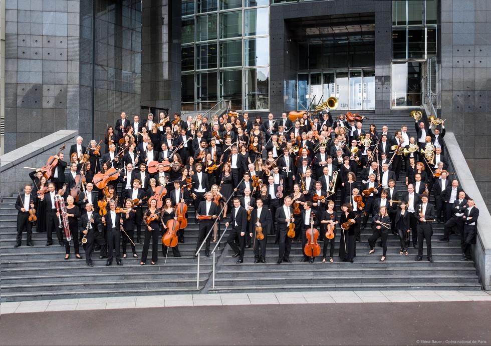 Philippe Jordan à la tête de l'Orchestre de l'Opéra de Paris