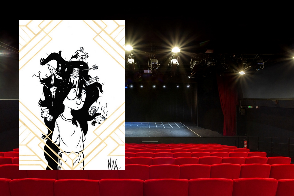 © DR/Théâtre 14.