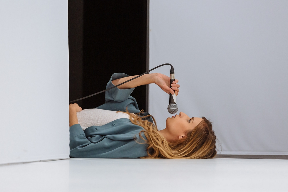Rebecca Balestra sera au Centre culturel suisse © Samuel Rubio.