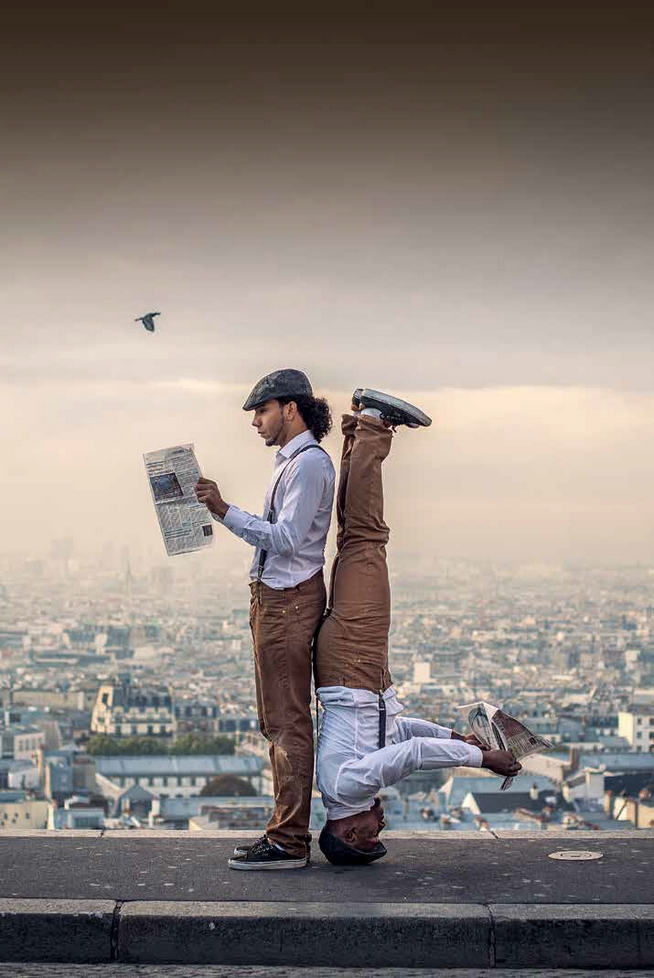 Les French Wingz © Dimitry Roulland.