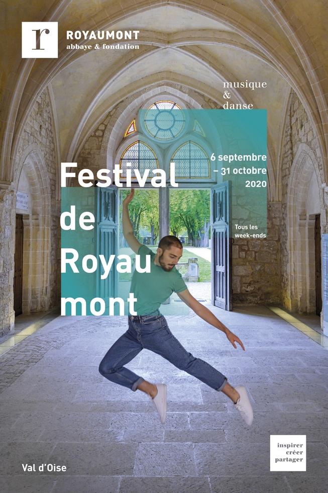 Le Festival de Royaumont 2020 aura bien lieu et c'est tant mieux !