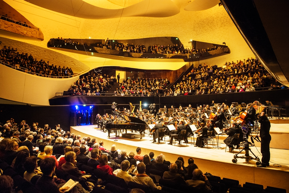 Concert en 2015 © Beaucardet.