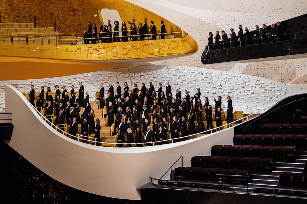 Choeurs de l'Orchestre de Paris © DR.