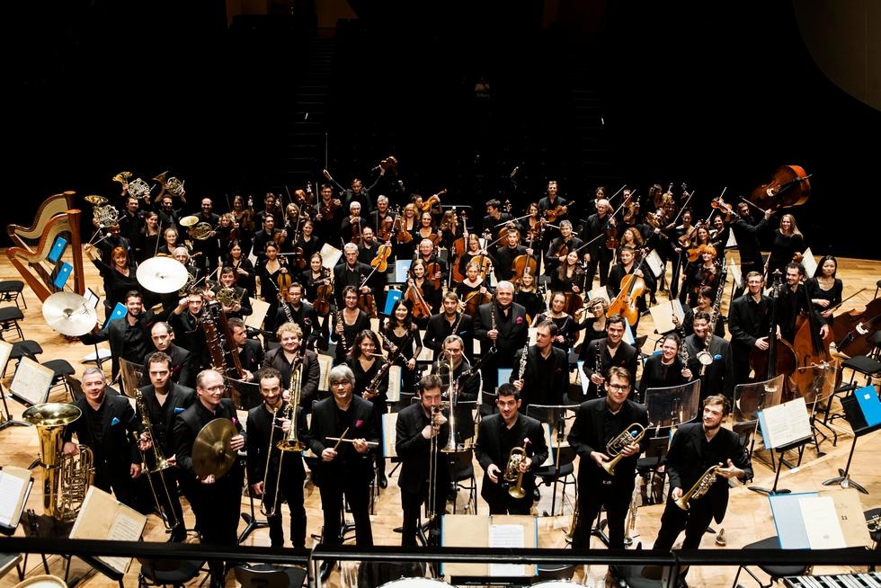 Orchestre Pasdeloup © Axel Saxe/MQ.
