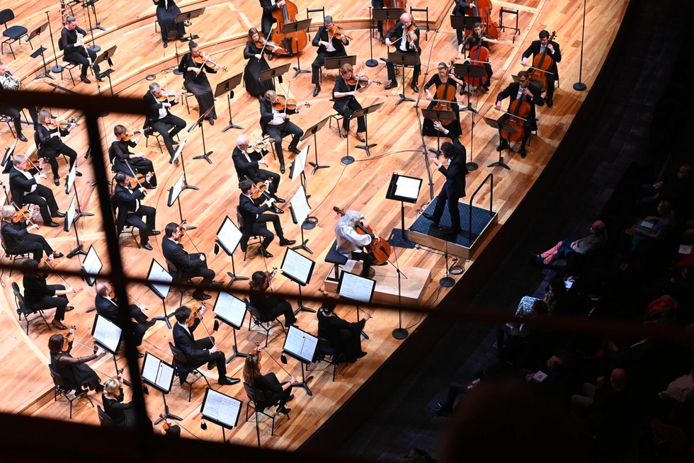 Orchestre national de Lille © Ugo Ponte.