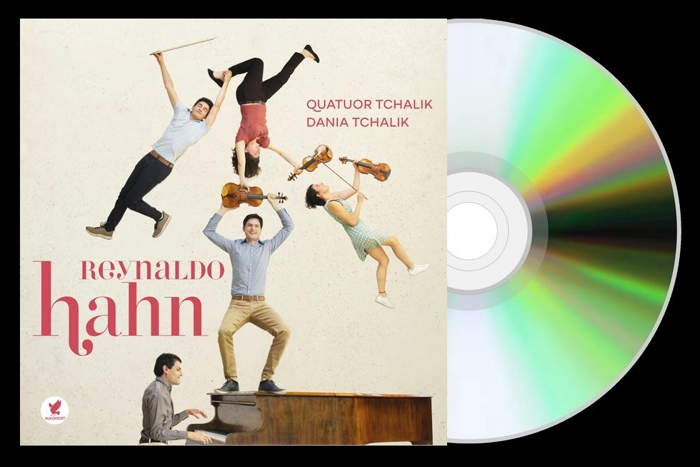 Le Quatuor Tchalik réinvente le monde rêvé de Reynaldo Hahn