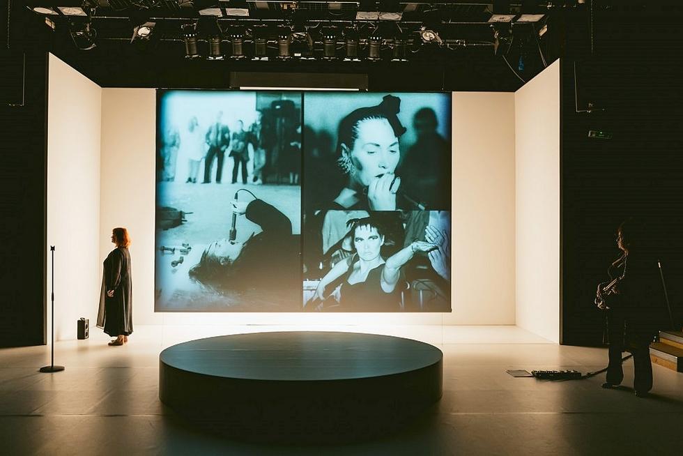 """Una (One Woman)"", mise en scène de Raquel Cors © Sandra Then."