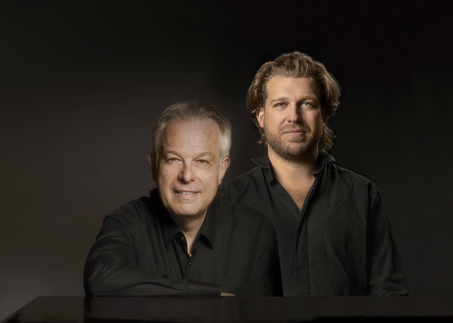 Christoph and Julian Prégardien © Hans Morren.