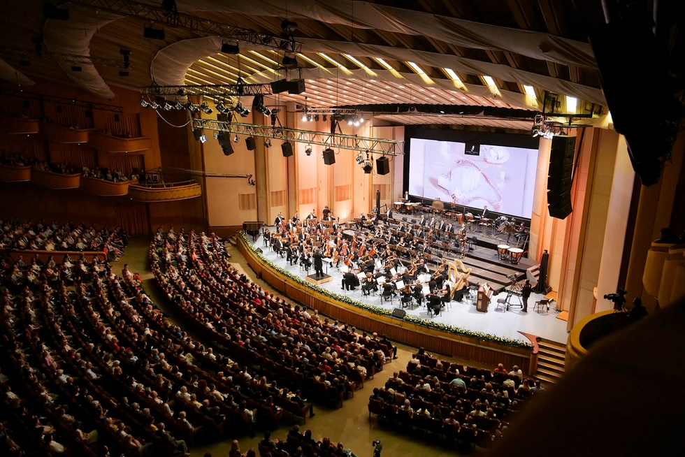 Orchestre National de France, Enescu Festival 2019 © Andrada Pavel.