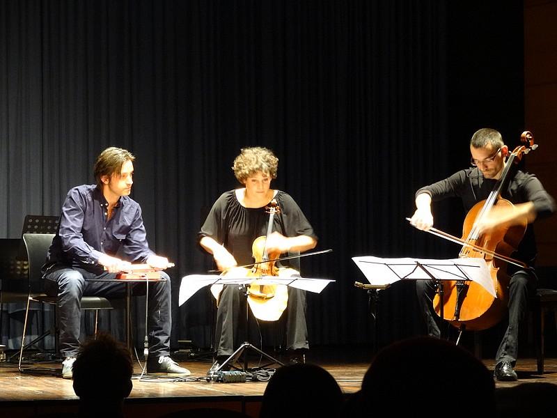 Ensemble 2e2m © La Muse en Circuit.