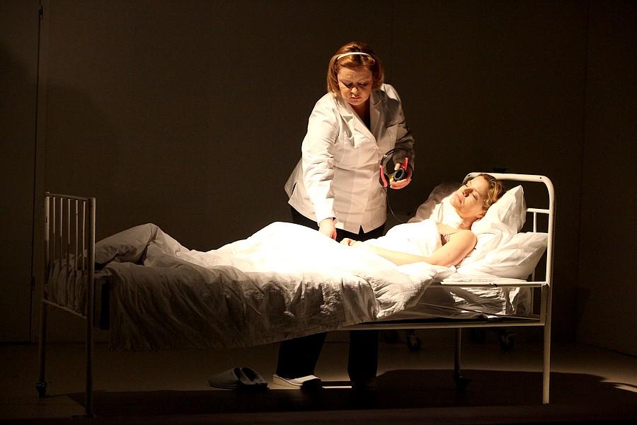 """""""Les femmes de Bergman"""" © D.R."""