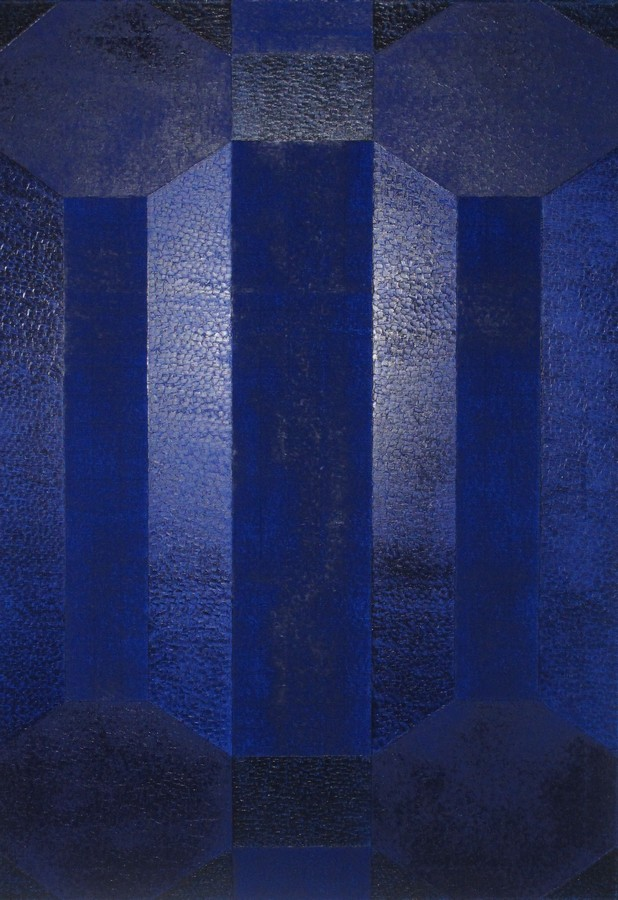 """La Grande Bleue"", Emmanuelle Amsellem."
